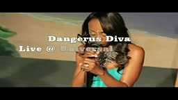 Dangerus Diva Sings Alicia Keys UNTHINKABLE LIVE!