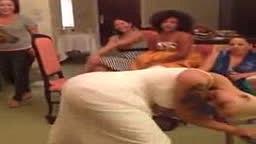 Amber Rose Twerking In Her Wedding Dress ORIGINAL VIDEO