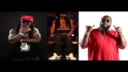 Ace Hood Feat. Lil Wayne Rick Ross - Hustle Hard