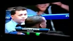 Luis Collazo 2nd Round KO vs Victor Ortiz in Brooklyn