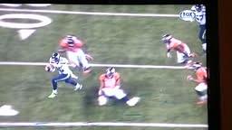 Kearse Breaks 5 TACKLES In the BEST TOUCHDOWN During Super Bowl 2014 Seattle vs Denver