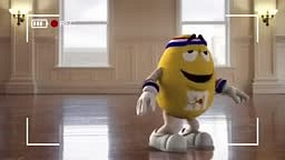 SuperBowl Commercials 2014- Twerking M&M Choclates (FULL VIDEO)