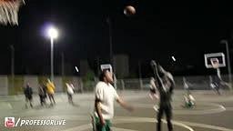Black Spiderman Plays Basketball Top 10 Ankle Breakers