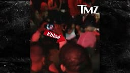 Kris Jenner Watches as Daughter Khloe Kardashian Twerks All Over Rapper The Game