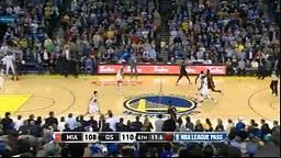 LeBron James' AMAZING game-winning 3 with 0.1 sec left vs Go
