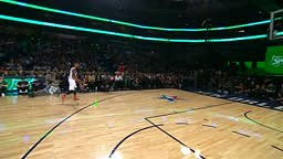 Nba All Star Game Damian Lillard 360 Double Clutch Dunk