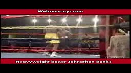 Best Heavyweight Knock Out Punch by Johnathon Banks