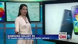 Samsung's new Galaxy S5