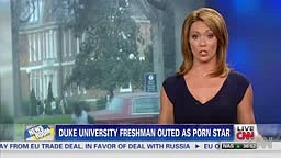 Duke student by day, porn star by night