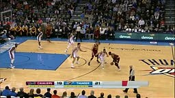Kyrie Irving Catches ANOTHER VICTIM Breaks Thabo Sefolosha's Ankles with the Killer Crossover OKC Thunder vs Cleveland C