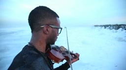 WATCH: Soul Violinist SLAYS Beyonce's Drunk in Love