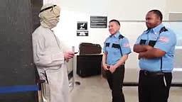TSA Harassment!!! Video
