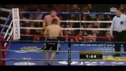 Canelo Alvarez vs Alfredo Angulo Fight 4-10 Round