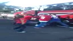 49ers and Giants Fans Brawl in the Parking Lot