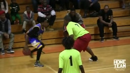 HE'S BACK!! Streetball Legend Hot Sauce Makes Defender FALL
