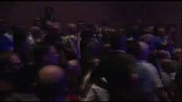 RAW VIDEO:Shoe Thrown at Hillary Clinton During Speech