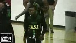 Aquille Carr's Cousin is NICE - 5'3 Darnell Rogers is too fast - Class of 2016 Basketball