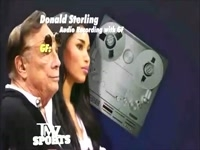 CAUGHT ON TAPE! Clippers Owner Donald Sterling to GF-Don't Bring Black People to My Games even Magic Johnson