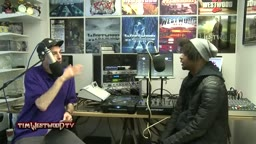 Danny Brown Talks Quitting Lean With Tim Westwood