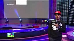 The Backroom: Uncle Murda Massacres Freestyle on 106 & park