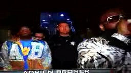 WATCH: Broner vs Molina RING ENTRANCE with Rick Ross Performing