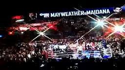 Tyrese Sings National Anthem at Mayweather vs Maidana Fight