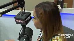 Teyana Taylor 'Brandon Jennings Stole her Virginity' (Breakfast Club Power 105.1 Interview)