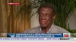 Former Clippers GM: No doubt in my mind Donald Sterling is racist