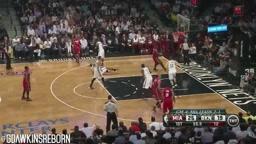 Lebron James DESTROYS Paul Pierce 49 pts vs Nets FULL HIGHLIGHTS