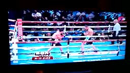 Marquez vs Alvarado Fight Rd 12