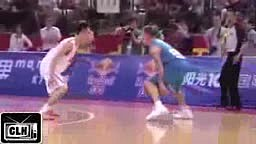 Jason Williams STILL HAS IT - White Chocolate dominates in China - J Will Elbow Pass
